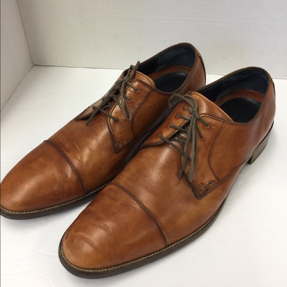Cole Haan Henry Grand Cap Toe Oxfords